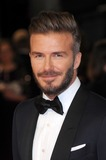 Photo - London UK David Beckham  at the EE BAFTA British Academy Film Awards Red Carpet Arrivals at the Royal Opera House Covent Garden London 8th February  2015 RefLMK200-50550-090215Landmark MediaWWWLMKMEDIACOM