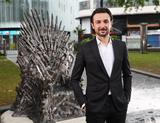 Photos From Game of Thrones chair