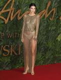 Photo - London UK Kendall Jenner at the The Fashion Awards 2018 at the Royal Albert Hall Kensington London on December 10th 2018Ref LMK73-J4027-111218Keith MayhewLandmark Media WWWLMKMEDIACOM