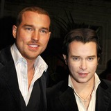 Andrew Cowles Photo - London UK Stephen Gately and Andrew Cowles arriving for the Cirque Du Soleil Varekai Premiere at the Royal Albert Hall London08 January 2008Ali KadinskyLandmark Media