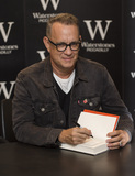 Photos From Tom Hanks - book signing