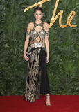 Photo - London UK Kaia Gerber at the The Fashion Awards 2018 at the Royal Albert Hall Kensington London on December 10th 2018Ref LMK73-J4027-111218Keith MayhewLandmark Media WWWLMKMEDIACOM