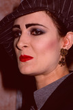 Photo - London UK LIBRARY   Siouxsie Sioux Mid 1980s ReCap29092020 RefLMK11-SLIB290920-001PIP-Landmark MediaWWWLMKMEDIACOM