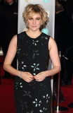 Photo - London UK Greta Gerwig at EE British Academy Film Awards 2018 - Red Carpet Arrivals at the Royal Albert Hall London on Sunday February 18th 2018 Ref LMK73 -J1591-190218Keith MayhewLandmark Media WWWLMKMEDIACOM