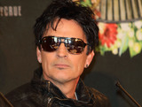 Photo - London UK Tommy Lee at the last ever European press conference for Motley Crue at Law Society on June 9 2015 in London EnglandRef LMK73-51440-090615Keith MayhewLandmark Media WWWLMKMEDIACOM