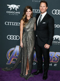 Photo - (FILE) Chris Pratt and Katherine Schwarzenegger are married