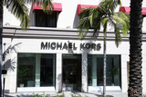 Michael Kors Photo - BEVERLY HILLS LOS ANGELES CALIFORNIA USA - MARCH 21 Michael Kors Collection Beverly Hills Rodeo Drive store temporarily closed due to the coronavirus two days after the Safer at Home order issued by both Los Angeles Mayor Eric Garcetti at the county level and California Governor Gavin Newsom at the state level on Thursday March 19 2020 which will stay in effect until at least April 19 2020 amid the Coronavirus COVID-19 pandemic March 21 2020 in Beverly Hills Los Angeles California United States (Photo by Xavier CollinImage Press Agency)