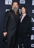Ryan Hurst Photo - HOLLYWOOD LOS ANGELES CALIFORNIA USA - SEPTEMBER 23 Ryan Hurst and Norman Reedus arrive at the Los Angeles Special Screening Of AMCs The Walking Dead Season 10 held at the TCL Chinese Theatre IMAX on September 23 2019 in Hollywood Los Angeles California United States (Photo by Xavier CollinImage Press Agency)