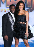 Photo - (FILE) Kevin Hart and Wife Eniko Parrish Hart Are Expecting Their Second Baby Together