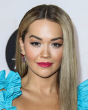 Photo - LOS ANGELES CALIFORNIA USA - JULY 29 Singer Rita Ora arrives at the 26th Annual Los Angeles Art Show Opening Night Gala held at the Los Angeles Convention Center on July 29 2021 in Los Angeles California United States (Photo by Xavier CollinImage Press Agency)