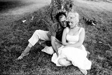 Photo - Marilyn Monroe at Arthur Millers Estate Near Roxbury Conn Photo Bympc ProductionipolGlobe Photos Inc