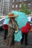 Photos From Martha Stewart Leaving After Frederick Law Olmsted Awards Luncheon in Central Park