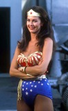 Photo - Wonder Woman Tv-film Still Lynda Carter Photo Supplied by Globe Photos