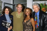 Robert Katz Photo - Partners to History Book Signing by Actressauthor Donzaleigh Abernathy at the Santa Monica Museum of Art Santa Monica CA 121003 Clinton H WallaceipolGlobe Photos Inc 2003 Janet Dammann Robert Katz Donzaleigh Abernathy and Nick Grillo