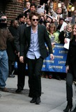 Photos From Robert Pattinson on Late Show with David Letterman