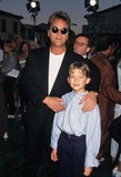 Alexander Bauer Photo - Don Johnson with His Son Alexander Bauer at the Premiere of Tin Cup in Wastwood 1996 K5735lr Photo by Lisa Rose-Globe Photos Inc
