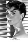 Photo - Sabrina Audrey Hepburn Supplied by Globe Photos Inc