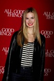 Photo - All Good Things New York Premiere