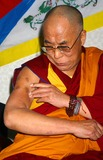 His Holiness Tenzin Gyatso Photo 2